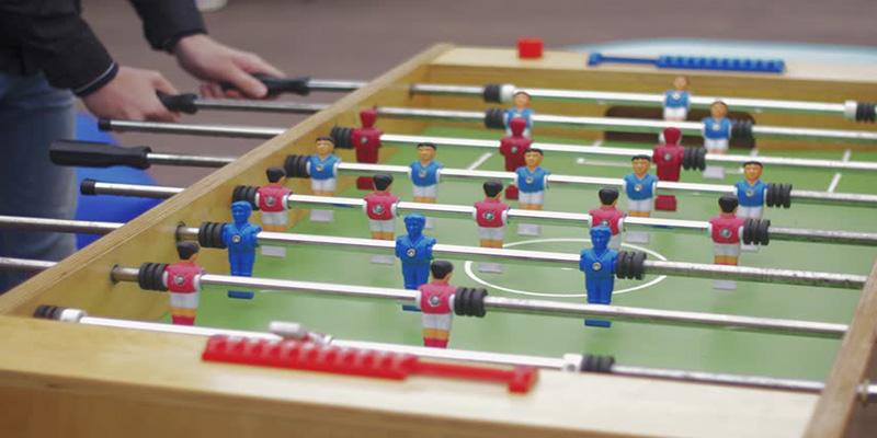 فوتبال دستی و قوانین آن
