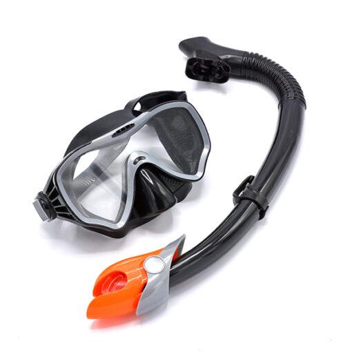 ماسک و اسنورکل شنا JIEJIA